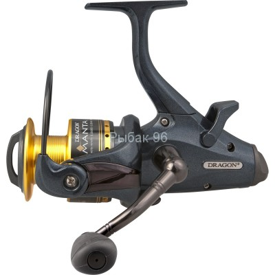 Катушка Dragon Manta Baitfeeder FR730i (6BB+1RB, 2 запасн.ал.шпули, 0.20mm/240m)