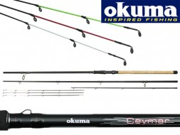 Фидер Okuma Ceymar Method Feeder 360cm >60g 57813