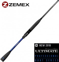 Спиннинг Zemex Ultimate Professional 802MH 2,44 м. 8-32 g