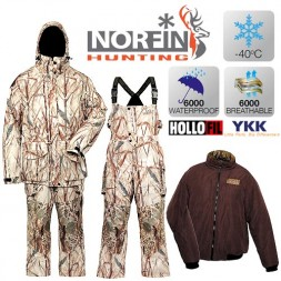 Костюм зимний Norfin Hunting North Ritz 04 р.XXL - 40