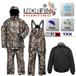 Костюм зимний Norfin Hunting North Staidness 05 р.XXL - 40