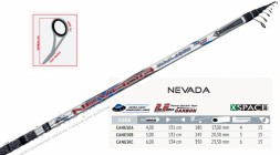 Удилище COLMIC NEVADA 6,00mt (15gr)
